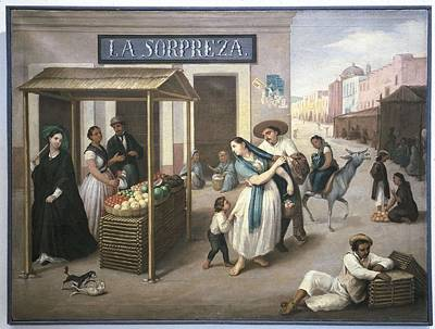 Arrieta, Jos� Agust�n 1802-1874. The Poster