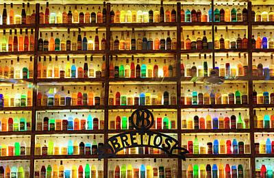 Athens, Greece.  Greek Drinks Poster by Ken Welsh