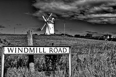 Ballycopeland Windmill Poster