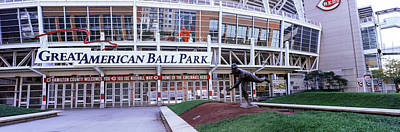 Baseball Stadium, Great American Ball Poster by Panoramic Images