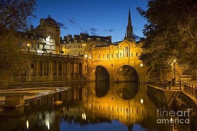 Bath - England Poster by Brian Jannsen