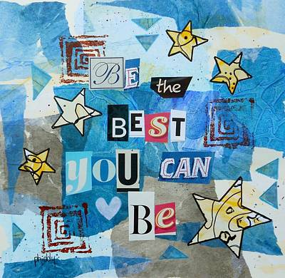 Be The Best You Can Be Poster