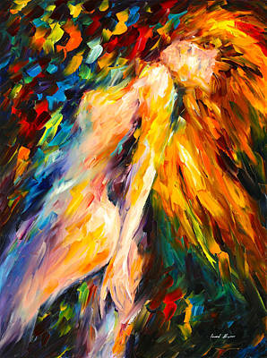 Bias Poster by Leonid Afremov