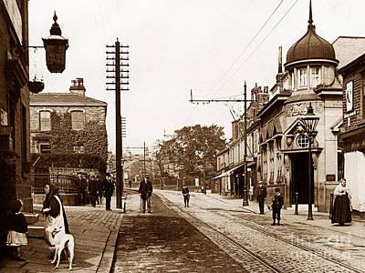 Bramley Near Leeds England Poster by The Keasbury-Gordon Photograph Archive