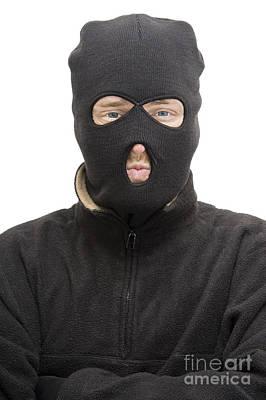 Burglar Poster by Jorgo Photography - Wall Art Gallery