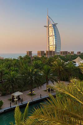Burj Al Arab Hotel, Famous Building Poster