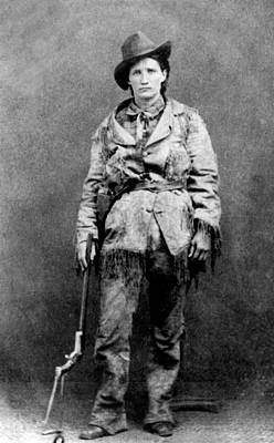 Calamity Jane, American Frontierswoman Poster