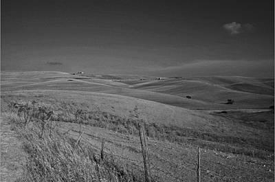 Tarquinia Landscape Campaign Poster