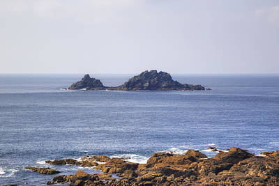 Cape Cornwall Poster