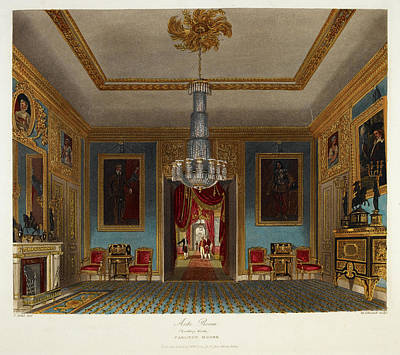 Carlton House Poster by British Library