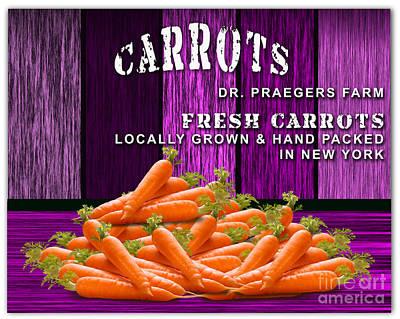 Carrot Farm Poster