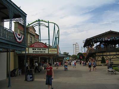 Cedar Point - Raptor - 12121 Poster