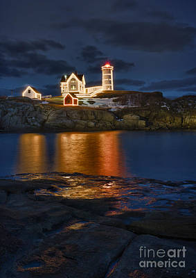 Christmas Nubble Poster