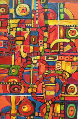 Coloroso # 7--sold Poster
