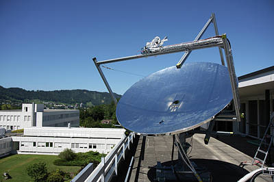 Concentrated Solar Power Poster