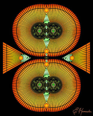 Cosmic Mitosis Poster
