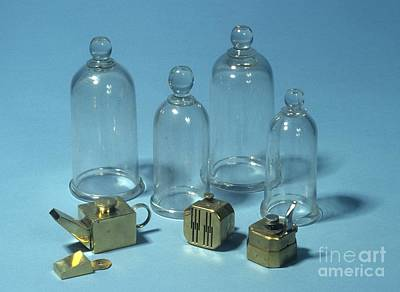 Cupping Set, 19th Century Poster by Science Photo Library