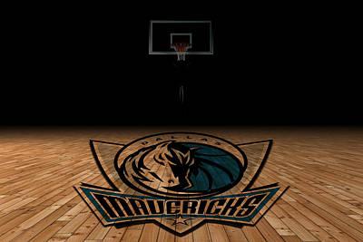 Dallas Mavericks Poster