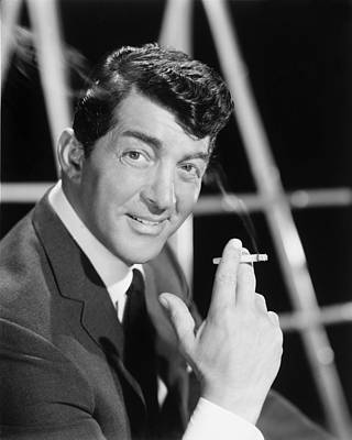 Dean Martin Poster by Silver Screen