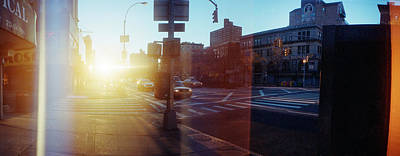 Delancey Street At Sunrise, Lower East Poster