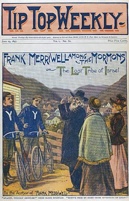 Dime Novel, 1896 Poster by Granger