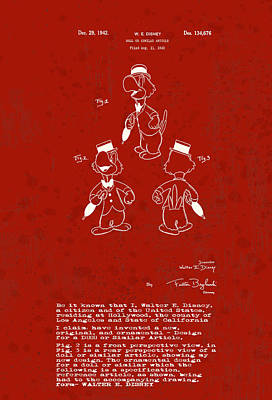 Disney Jose Carioca Poster