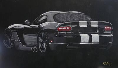 Dodge Viper 1 Poster
