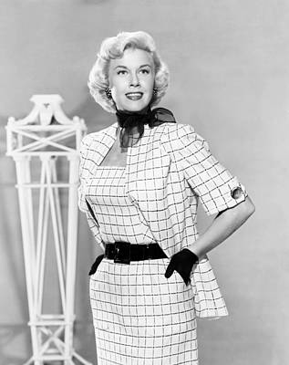 Doris Day, Ca. Early 1950s Poster by Everett