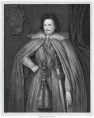Edward Herbert (1583-1648) Poster