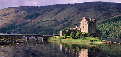 Eilean Donan Castle, Dornie Poster by Panoramic Images