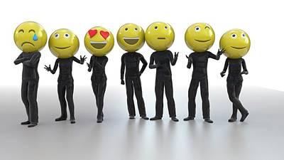 Emojis Poster