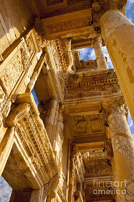 Ephesus Poster by Brian Jannsen