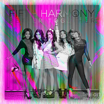 Fifth Harmony Poster