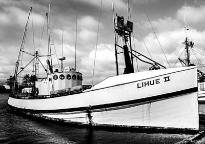 Fishing Vessel Lihue II Poster by Paul Haist