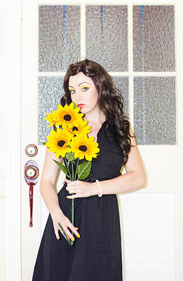 Florist Poster by Jorgo Photography - Wall Art Gallery