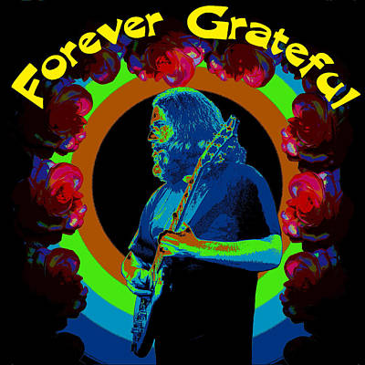 Poster featuring the photograph Forever Grateful by Ben Upham III