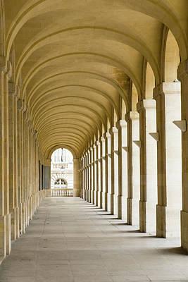 France, Bordeaux, Grand Theatre De Poster