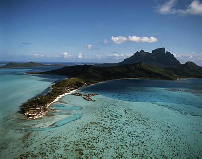 French Polynesia, Tahiti, Bora Bora Poster