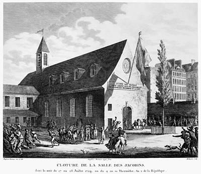 French Revolution, 1794 Poster by Granger