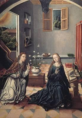 Gallego, Fernando 1440-1507. The Poster by Everett