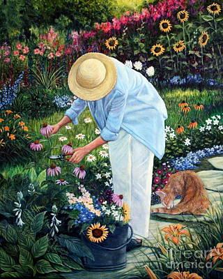 Gardener's Eden Poster