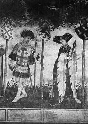 Godfrey (1058-1100) Poster