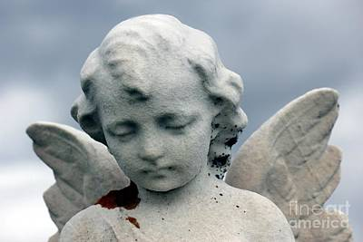 Guardian Angel Poster by Sophie Vigneault