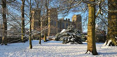 Hardwick Hall Poster by Moments In Time Photography