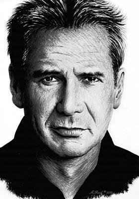 Harrison Ford Poster