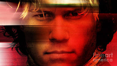 Heath Ledger Poster