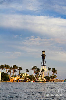 Hillsboro Inlet Lighthouse Poster