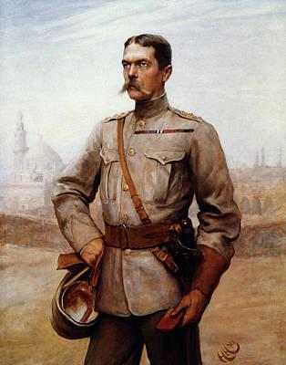 Horatio Herbert Kitchener (1850-1916) Poster