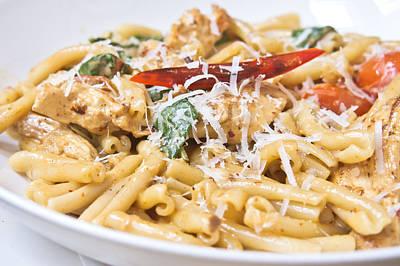Italian Dish Poster by Tom Gowanlock