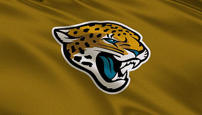 Jacksonville Jaguars Uniform Poster